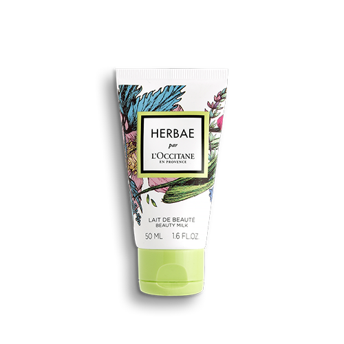 Herbae Par Loccitane Beauty Milk 50ml