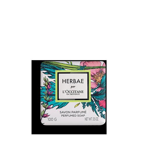 Herbae Par Loccitane L'Eau Soap 100g