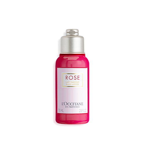 Rose Body Milk