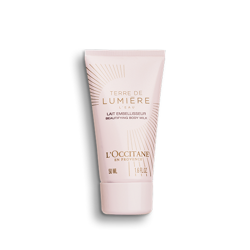 TERRE DE LUMIERE L'EAU BEAUTIFYING BODY LOTION