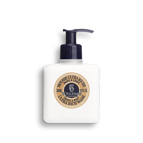 Shea Ultra Rich Liquid Soap