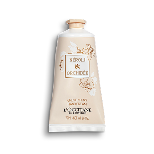 Crema de Manos Néroli y Orchidée
