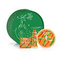 Cofre de Cuerpo Verbena Mandarina