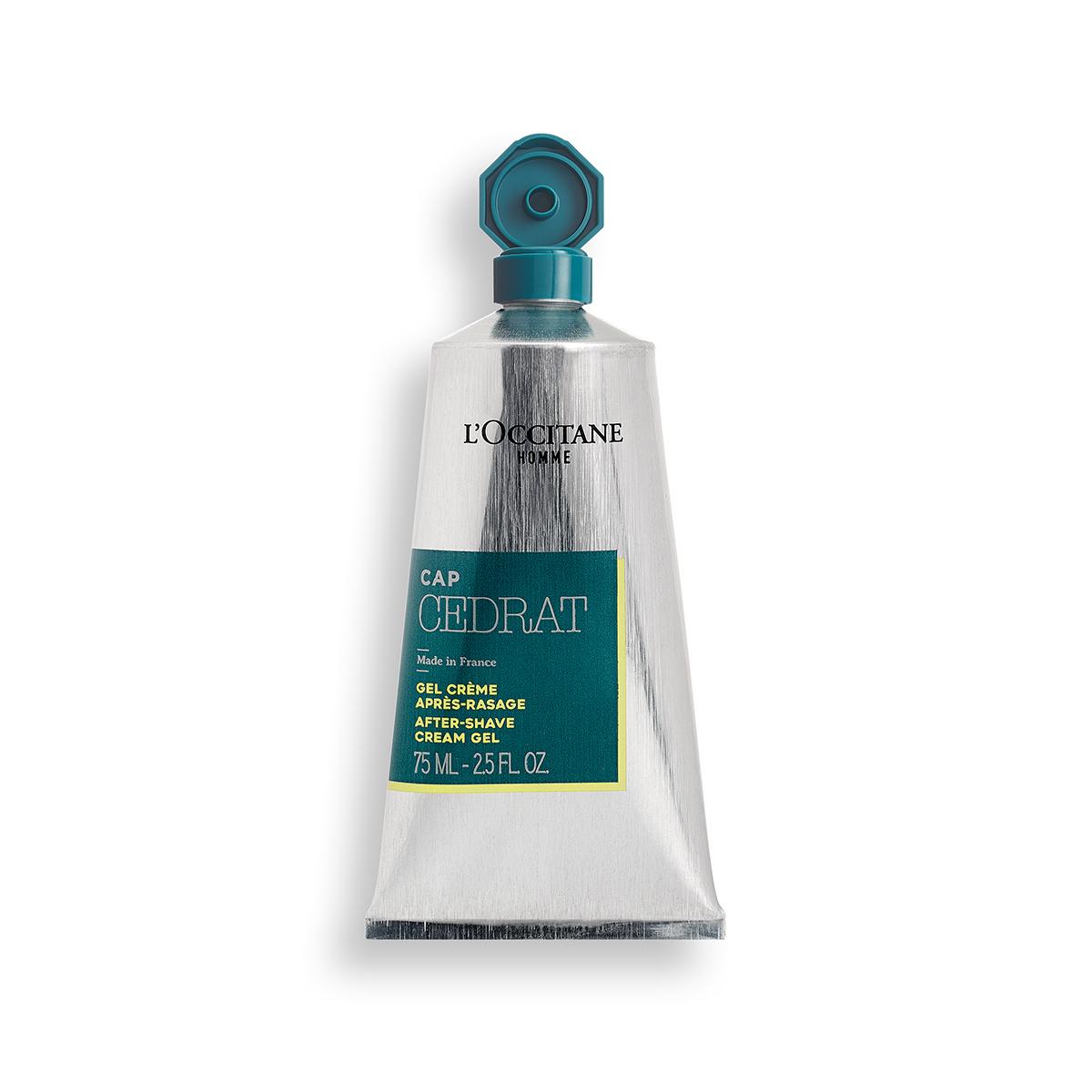 Gel Crema Aftershave Cap Cédrat - 75 ml - L'Occitane en Provence