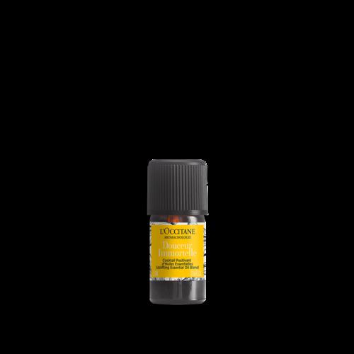 Cóctel de Aceites Esenciales Douceur d'Immortelle - Amarillo Optimista