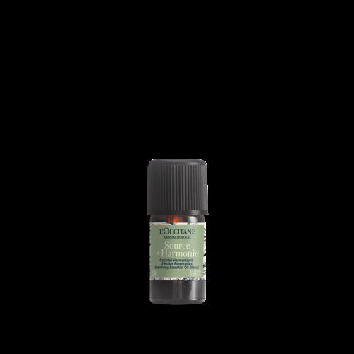 Cóctel de Aceites Esenciales Source d'Harmonie - Verde Armonía