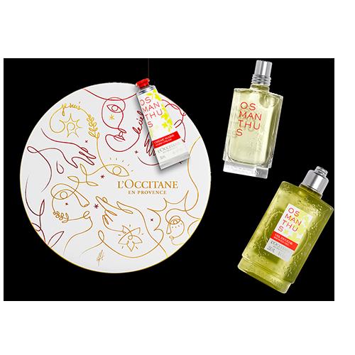 Cofre de Perfume Osmanthus