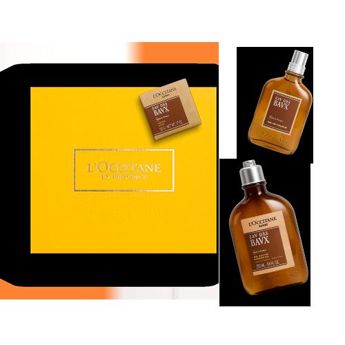 Cofre de Regalo Perfume Eau des Baux