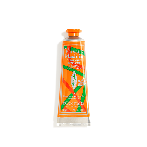 Crema de Manos Verbena Mandarina 30ml