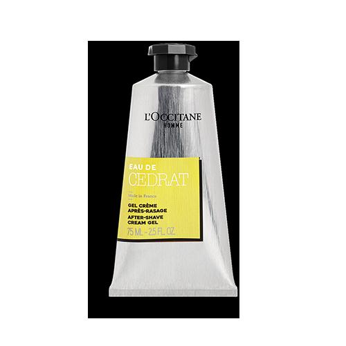 Gel Crema Aftershave Eau de Cédrat 75ml