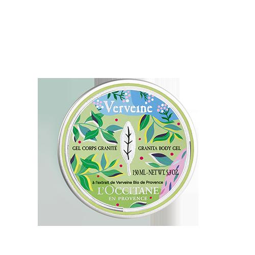 Gel Hidratante de Cuerpo Granizado Verbena 150ml