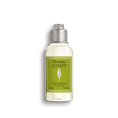 Gel Manos Limpias Verbena 65ml