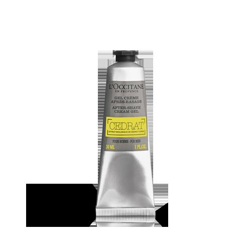Gel-Crema Aftershave Cédrat