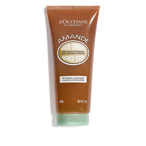 Almond Shower Scrub