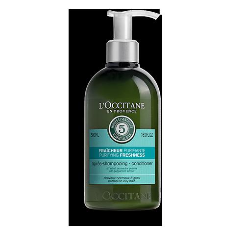Après-shampoing Fraîcheur Purifiante