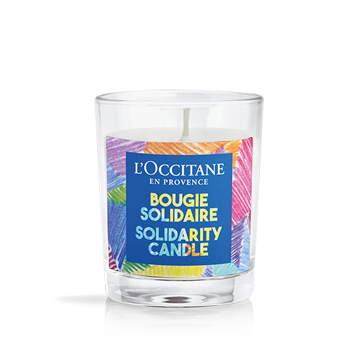 Bougie Solidaire 70gr