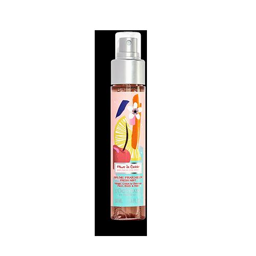 Brume Fraîcheur Parfumée - Fleurs de Cerisier Infusion Fruitée 50ml