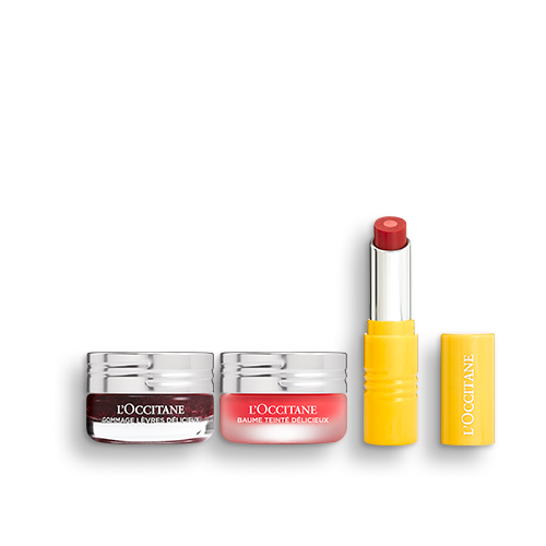 Coffret Routine Lèvres Red-Y to Play