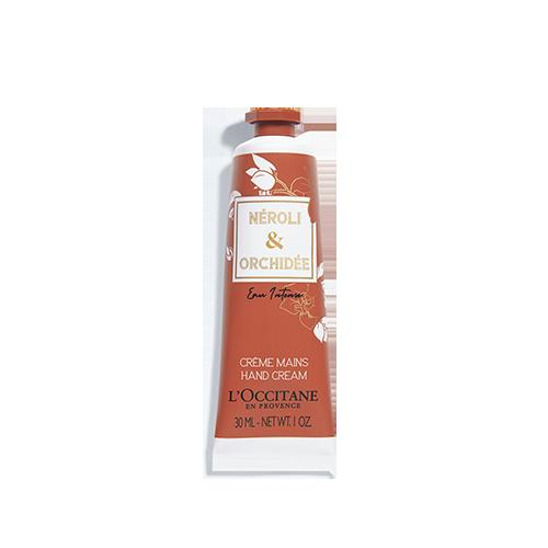 Crème Mains Néroli & Orchidée Eau Intense 30ml