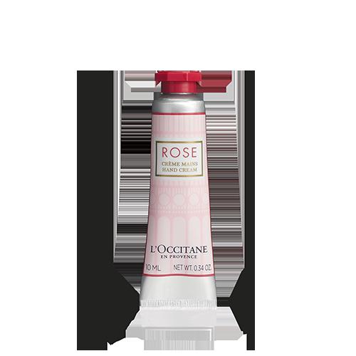 Crème Mains Rose 10 ml