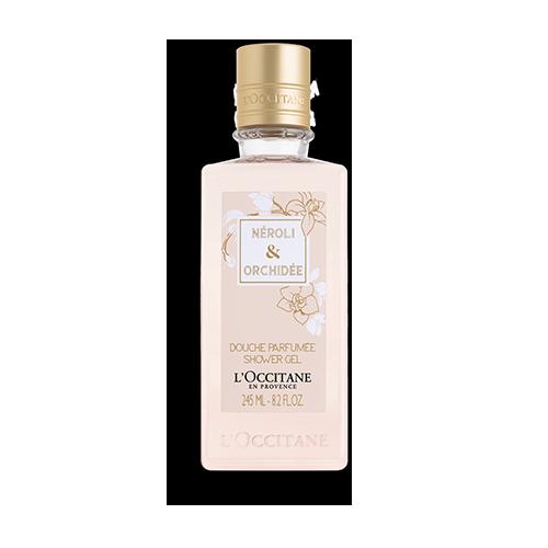 Douche Parfumée Néroli & Orchidée 245 ml