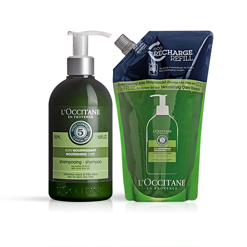 Duo Shampooing Soin Nourrissant Aromachologie