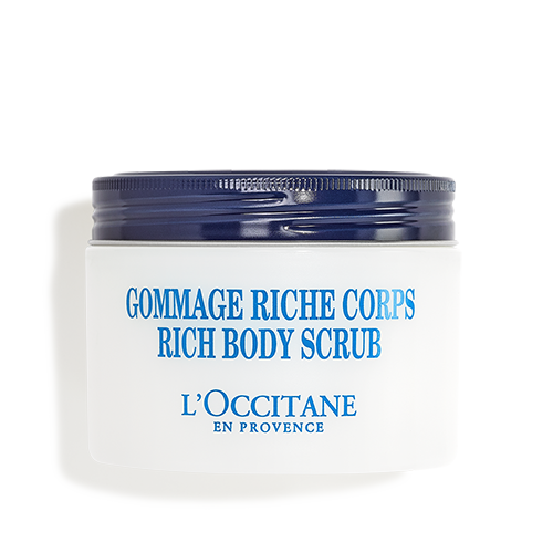 Gommage Ultra Riche Corps Karité 200 ml
