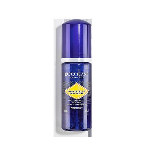 Mousse Nettoyante Précieuse Immortelle 150 ml