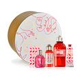 Coffret Cadeau Parfum Rose Calisson