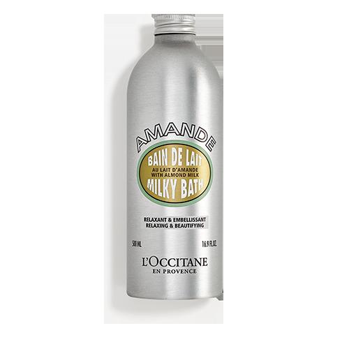 Bain de lait au lait d'Amande 500ml