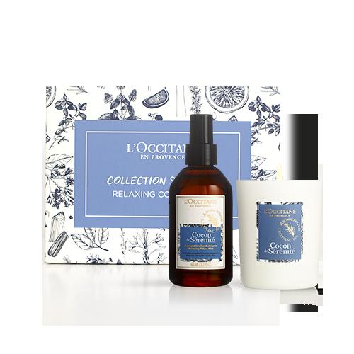 Coffret Cadeau Duo Parfum Maison Relaxant