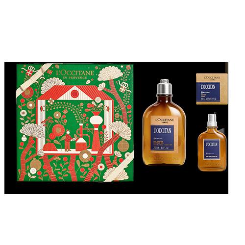 Coffret Cadeau Parfum Homme L'Occitan