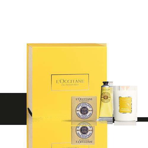 Coffret Cadeau Parfum Maison Réconfortant