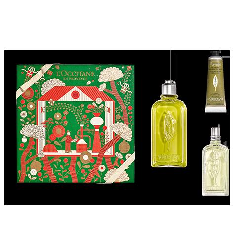 Coffret Cadeau Parfum Verveine