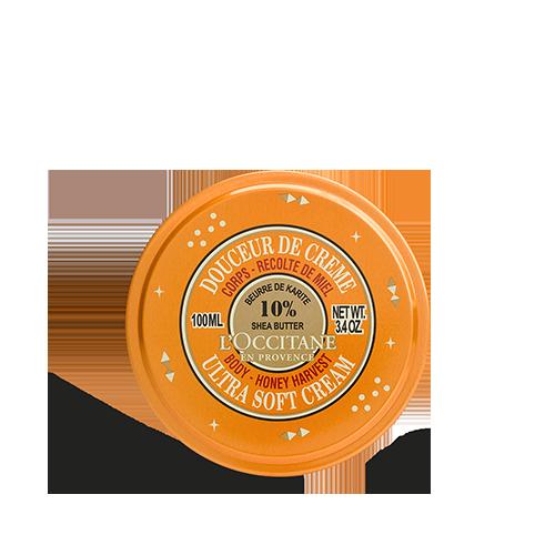 Douceur de Crème Corps Récolte de Karité Miel Edition Limitée 100ml