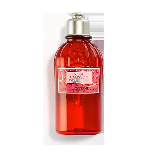 Douche Parfumée Rose Calisson 250ml