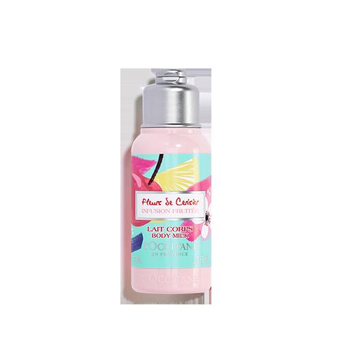Lait Corps Parfumé - Fleurs de Cerisier Infusion Fruitée 75ml