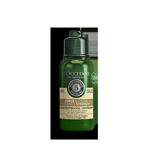 Après-shampoing Force & Volume Aromachologie 75ml