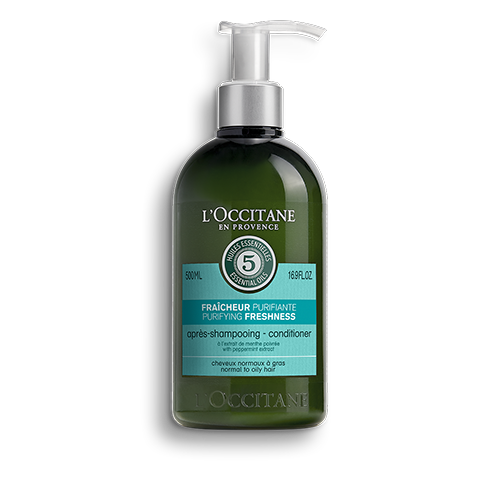 Après-shampoing Fraicheur Purifiante