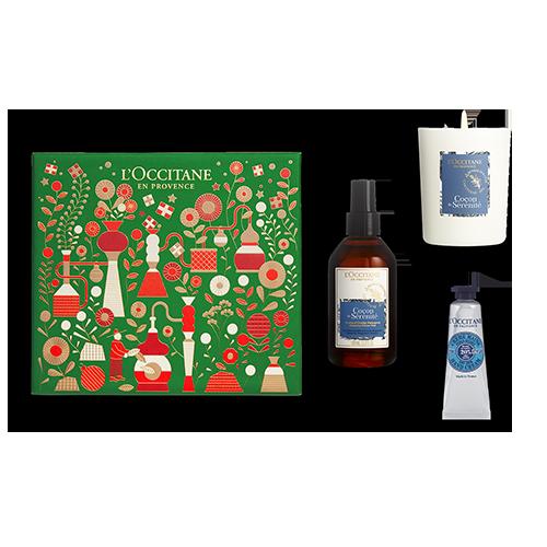 Coffret Cadeau Maison Parfum d'Ambiance