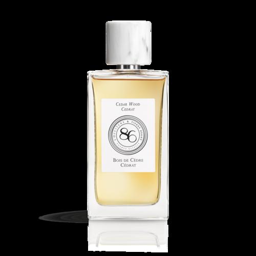 Collection de Parfums 86 Champs - Bois de Cèdre Cédrat