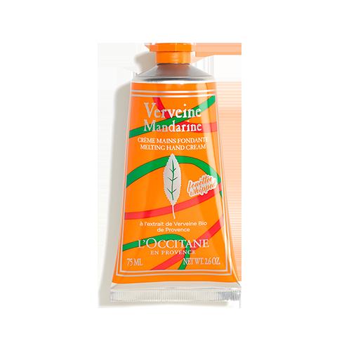 Crème Mains Verveine Mandarine 75ml