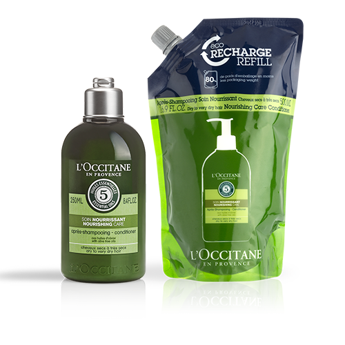 Duo Après-shampooing Soin Nourrissant Aromachologie 250ml + 500ml