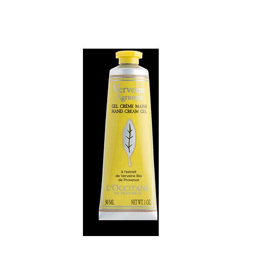 Gel Crème Mains Verveine Agrumes 30 ml