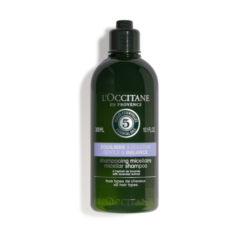 Shampoing Equilibre & Douceur Aromachologie 300 ml