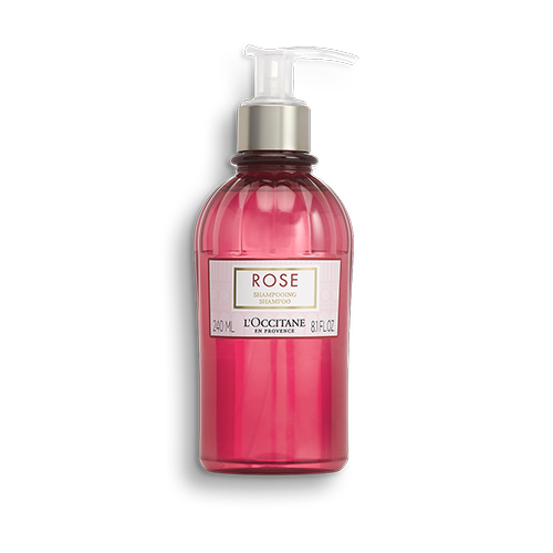 Shampooing Parfumé Rose 240ml
