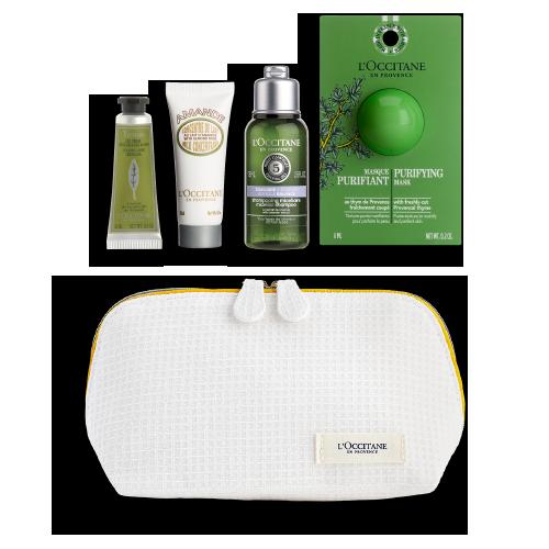 Trousse Green de 4 produits