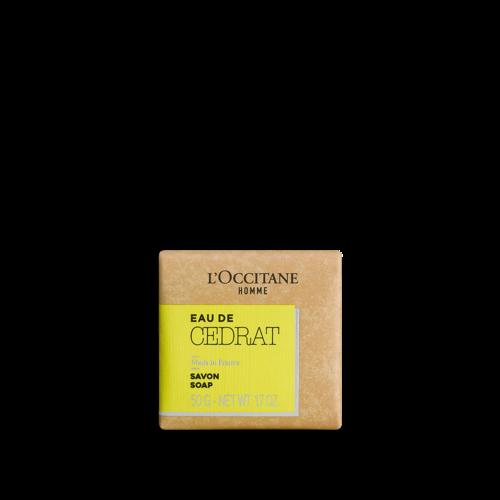 Eau De Cedrat-סבון מוצק