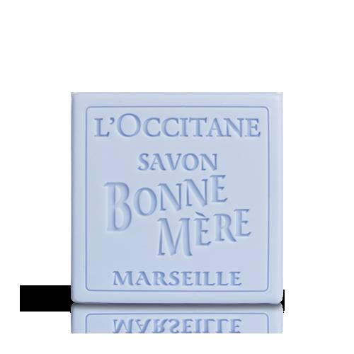 סבון טבעי מוצק בון מר - לבנדר
