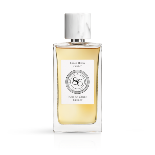 86 champs Cedar Wood & Cedrat Eau de Parfum